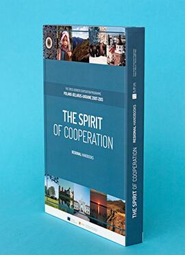 seria 10-ciu broszur regionalnych The Spirit Of Cooperation. Regional Handbooks