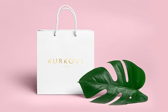 Identyfikacja wizualna marki Kurkova