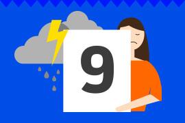 Infografika 10 faktów o Windows 10 dla Antyweb
