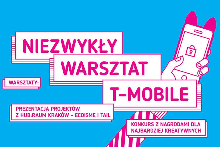 COver photo na Facebook dla Niezwykłe Wydarzenie T-Mobile
