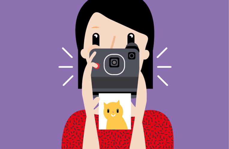 Animacja dla Kei.pl - Pokaż swoją pasję online
