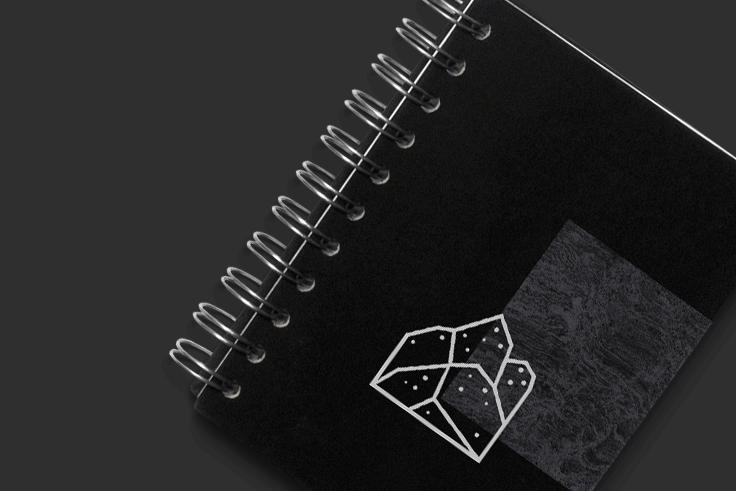 Projekt notatnika dla Kopalni Strzegom