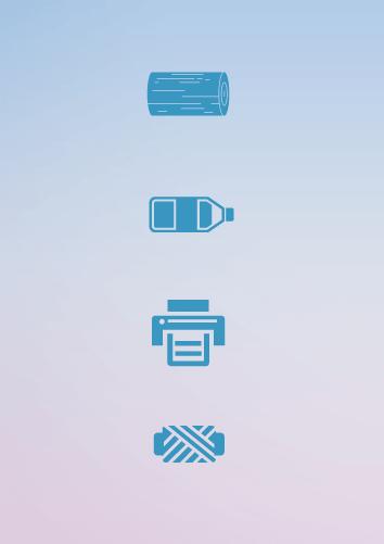 Strona internetowa dla LinMot - zaprojektowane piktogramy