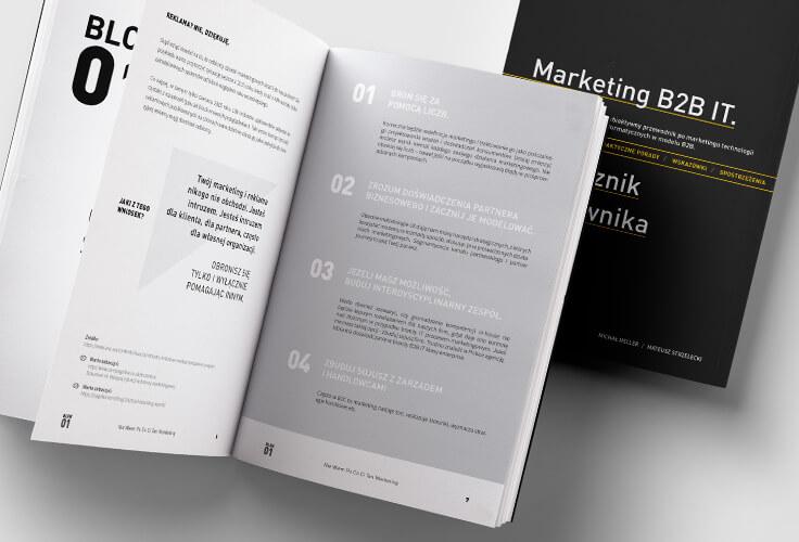 Marketing B2B IT. Podręcznik użytkownika