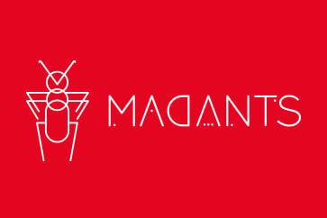 Identyfikacja Wizualna dla producenta filmowego Madants