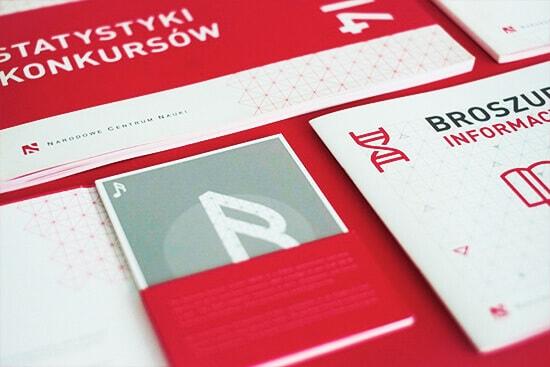 Publikacje drukowane dla Narodowego Centrum Nauki w Krakowie
