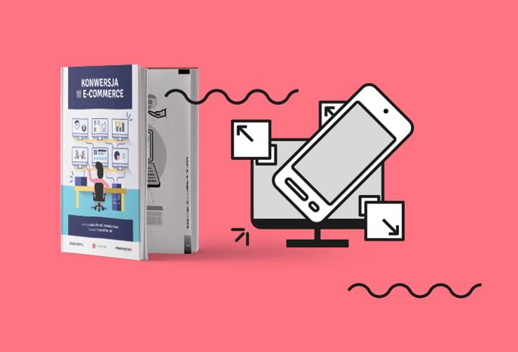 Dla blogu eKomercyjnie zaprojektowaliśmy książkę o rynku ecommerce