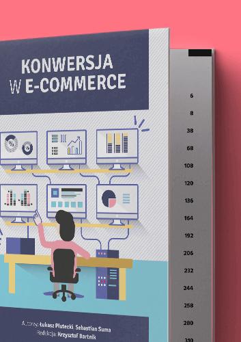 Okładka książki Konwersja w e-commerce