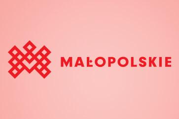 Konkursowe logo Małopolski