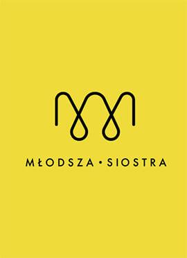 Identyfikacja wizualna marki Młodsza Siostra