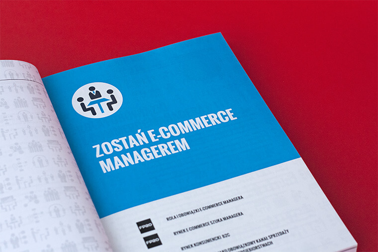 Książka E-Commerce Manager