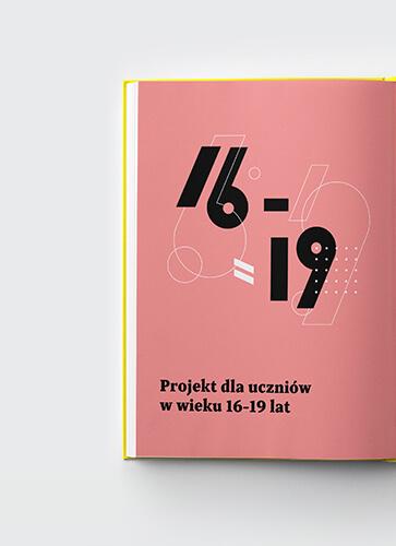 Projekt podstrony tytułowej publikacji Zwycięskie projekty w konkursie eTwinning 2018