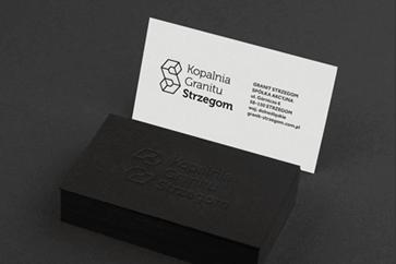 Branding dla Kopalni granitu Strzegom