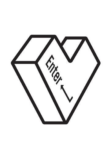 Jeden z elementów identyfikacji - ENTER