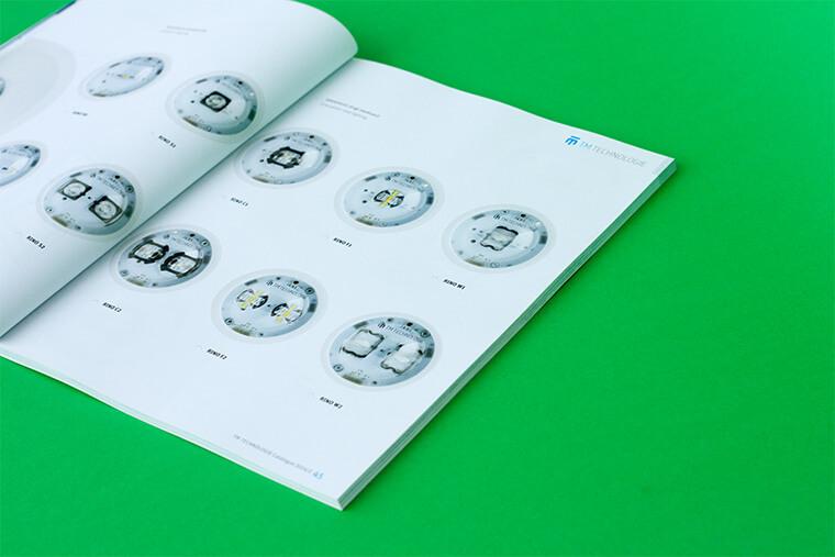 Katalog produktów dla TM Technologie