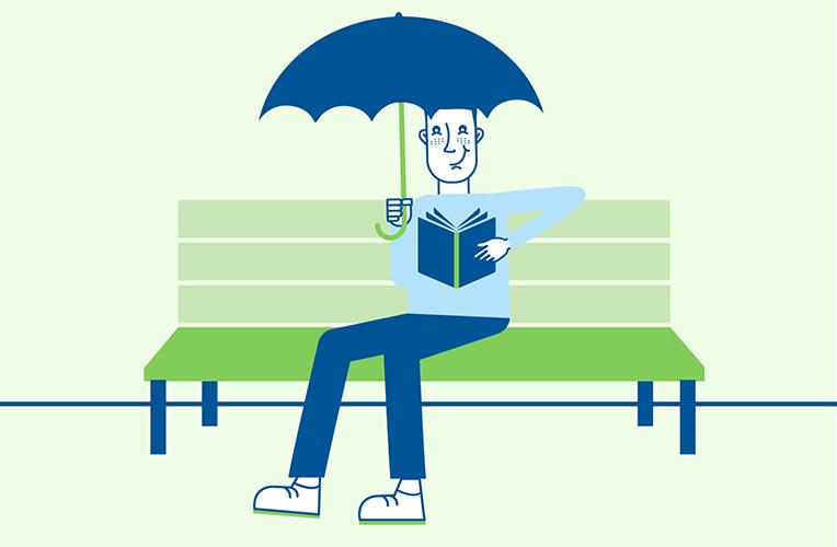 Animacja dla Samorządu Studentów UJ - Parasol