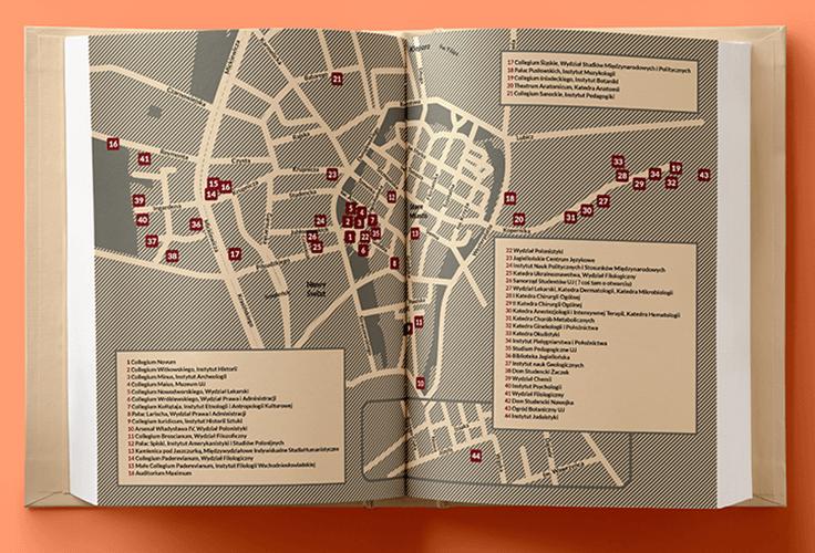 Kalendarz stworzony dla Samorządu Studentów Uniwersytetu jagiellońskiego na lata 2015/2016