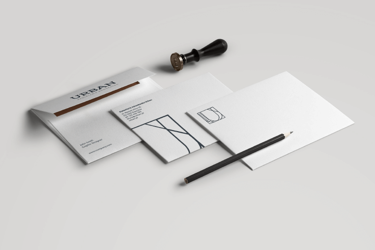 Papeteria - wizytówki, papier firmowy i inne materiały