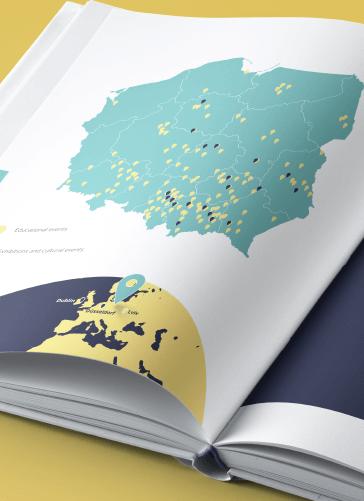Annual Report 2016 dla Żydowskiego Muzeum Galicja
