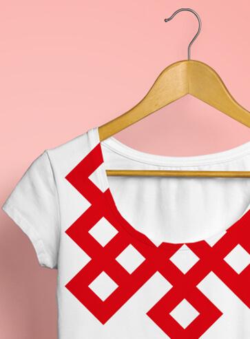 Koszulka z logotypem małopolski